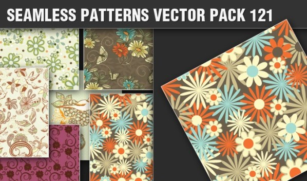 designious patterns vector 121 small New Products from Designious.com: 20 Awesome Vector Packs, 10 Urban T shirt Designs & 2 New Freebies