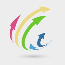 pixel77-free-vector-3d-arrows-logo-concept-220