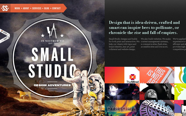 20 amazing Designer portfolio websites 2012 16 20 Amazing Designer Portfolio Websites from 2012