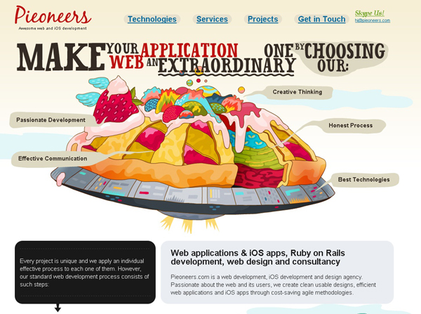 20 amazing Designer portfolio websites 2012 5 20 Amazing Designer Portfolio Websites from 2012