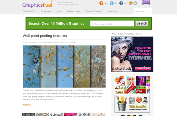 Websites free high quality PSD resources 16 25 Websites with Free High Quality PSD Resources
