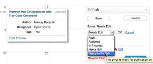WordPress plugins manage editorial team 3 WordPress Plug ins for Successfully Managing an Editorial Team   Part 1