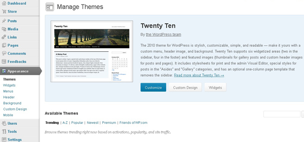 How to customize WordPress theme freelance portfolio 3 How to Customize a WordPress Theme for Your Freelance Portfolio