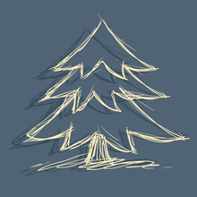 pixel77-free-vector-doodles-christmas-tree-1129-220