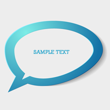 pixel77-free-vector-simple-speech-bubble-1126-220