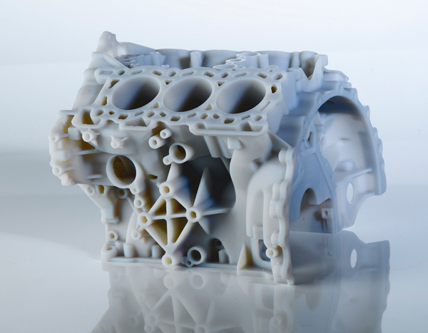 3 engine 6001 Stereolithography: The Science behind 3D Printing
