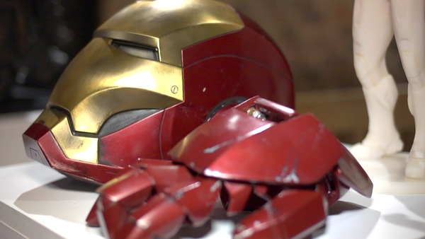 Ironman 3d printed armour Stereolithography: The Science behind 3D Printing