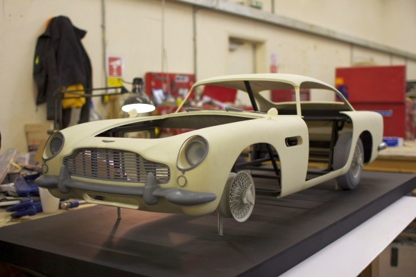 astonmartin3d2 Stereolithography: The Science behind 3D Printing