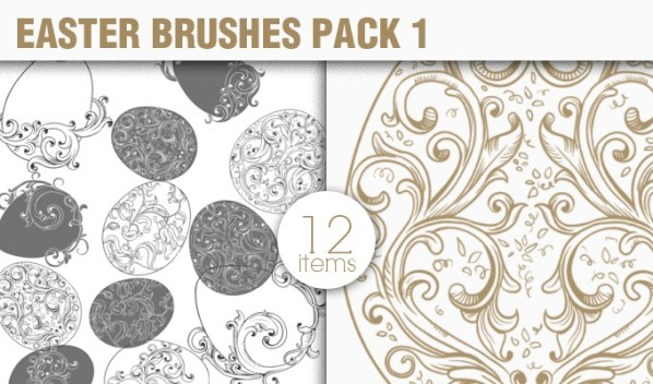 designious brushes easter 1 small New Vectors Packs, Brushes & T shirt Designs from Designious.com!
