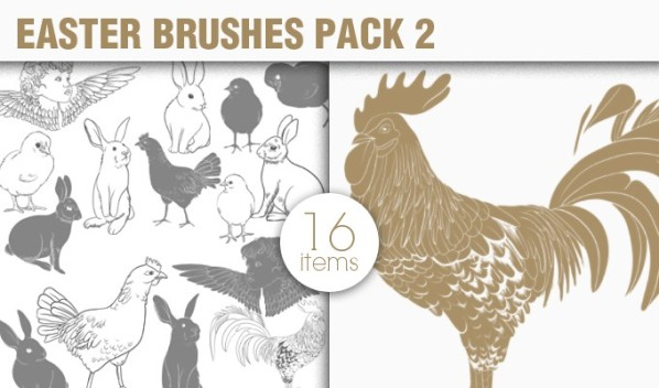 designious brushes easter 2 small New Vectors Packs, Brushes & T shirt Designs from Designious.com!