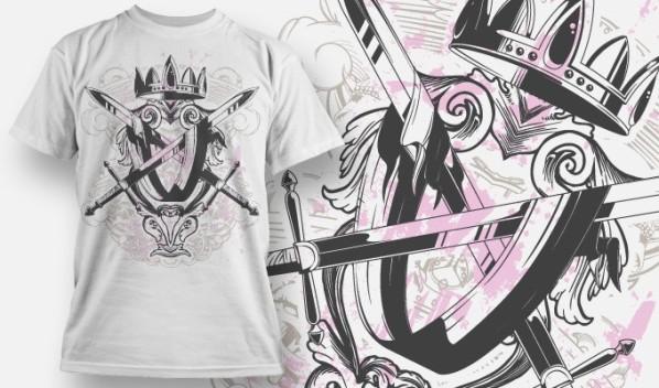 designious tshirt design 579 New Vectors Packs, Brushes & T shirt Designs from Designious.com!