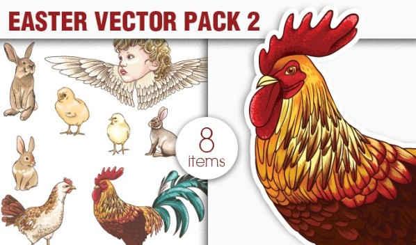 designious vector easter 2 small New Vectors Packs, Brushes & T shirt Designs from Designious.com!