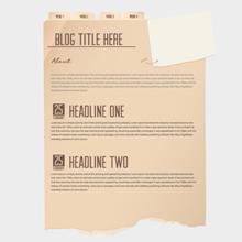 pixel77-free-vector-blog-template-0305-220