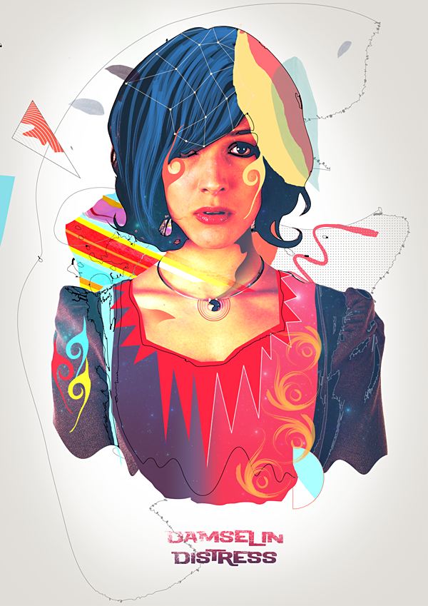 Illustrator Photoshop tutorials roundup February 2013 4 Illustrator and Photoshop Tutorials Roundup – February 2013