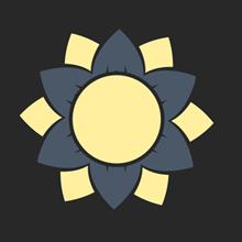 pixel77-free-vector-flower-logo-0530-220