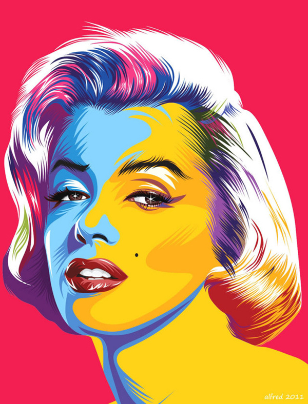 Pop art motifs influence modern design 31 Art History: Pop Art Motifs that Influence Modern Design
