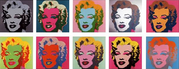 Pop art motifs influence modern design 7 Art History: Pop Art Motifs that Influence Modern Design