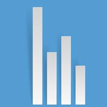 pixel77-free-vector-paper-bar-chart-0704-220