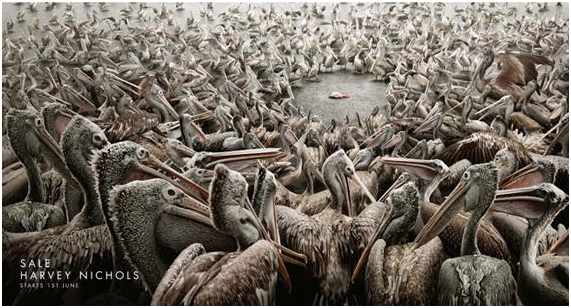 Top 10 most awesome print ads 2013 6 Top 10 Most Awesome Print Ads of 2013