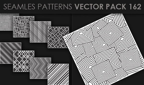 designious vector seamless 162 small New at Designious: 30 New Splendid Seamless Patterns Vector Packs & 1 Mega Pack