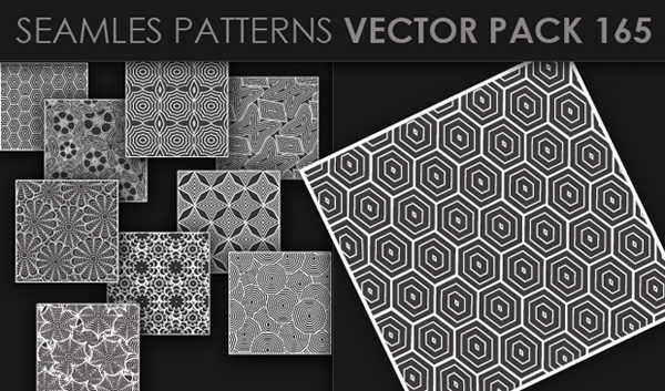 designious vector seamless 165 small New at Designious: 30 New Splendid Seamless Patterns Vector Packs & 1 Mega Pack