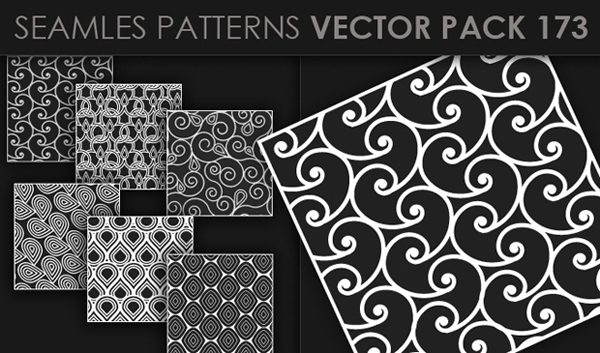 designious vector seamless 173 small New at Designious: 30 New Splendid Seamless Patterns Vector Packs & 1 Mega Pack