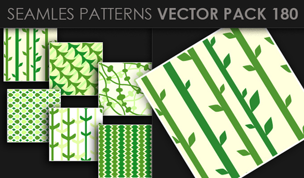 designious vector seamless 180 small New at Designious: 30 New Splendid Seamless Patterns Vector Packs & 1 Mega Pack