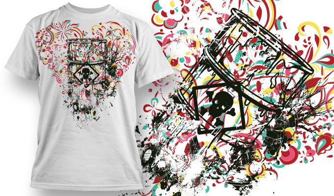 designious tshirt design 744 New at Designious: 20 Exceptional T shirt Designs
