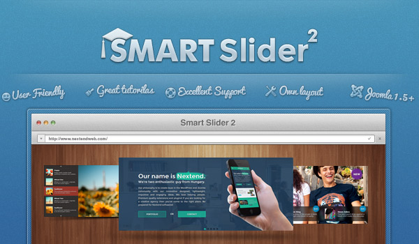 giveaway1 Winners of the NextendWeb.com Giveaway: 3 Smart Slider 2 Plugins!