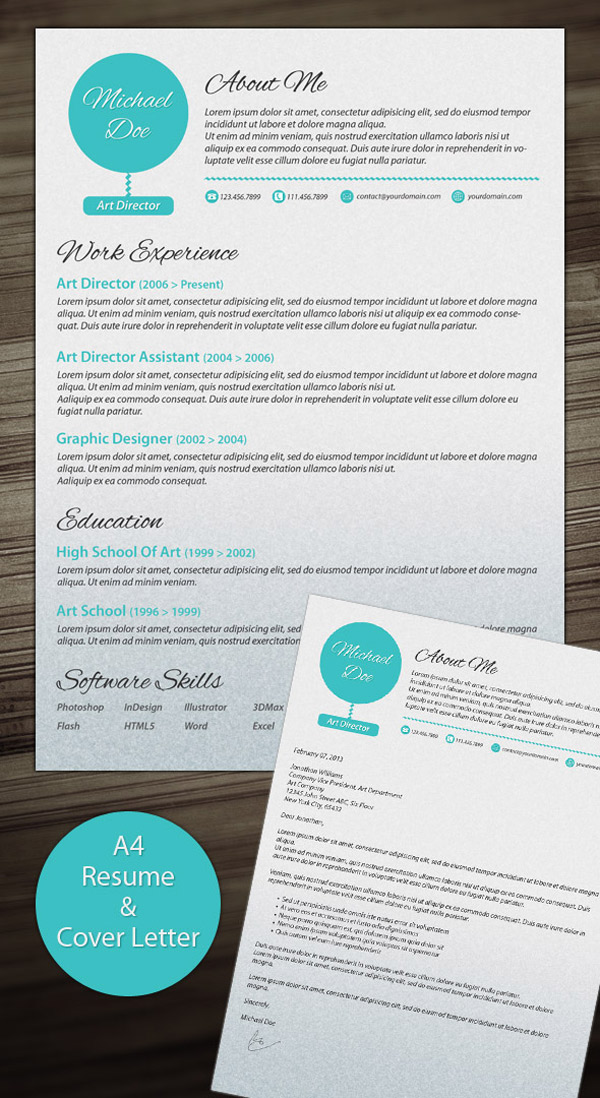 How To Make Out A Resume Samples