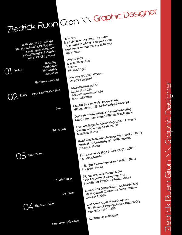 25-Awesome-CV-Templates-and-Examples-25