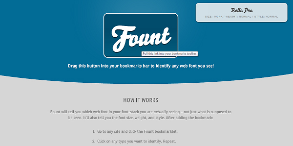 4 Great Tools for Identifying Fonts 3 4 Great Tools for Identifying Fonts & 3 Bonus Font Related Goodies