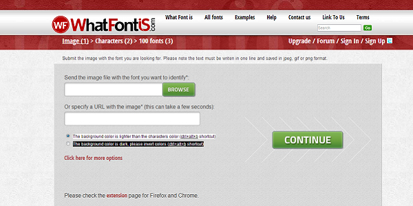 4 Great Tools for Identifying Fonts 8 4 Great Tools for Identifying Fonts & 3 Bonus Font Related Goodies
