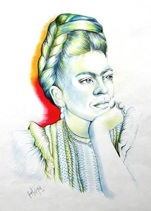 frida kahlos influence essay Artist influence research paper overview: you will research and write an essay on a western artist that lived between 1300 and 2000 you will examine the life and work of the artist and.