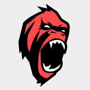 pixel77-free-vector-gorilla-mascot-1211-400