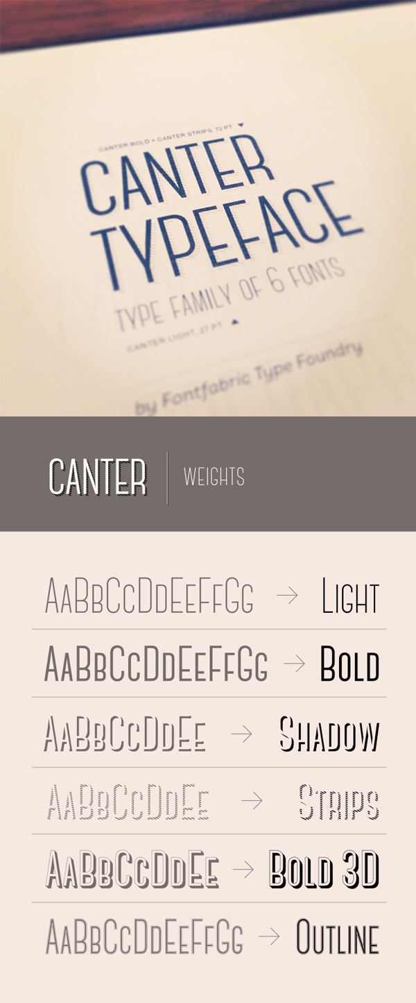 20 Fresh Free Fonts 8 Design Resources: 20 Fresh Free Fonts