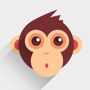 pixel77-free-vector-baby-monkey-1218-400