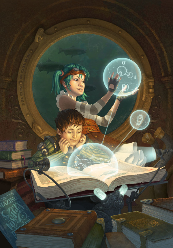 Artist-of-the-Week-Steampunk-Illustrations-by-Antonio-Caparo-3