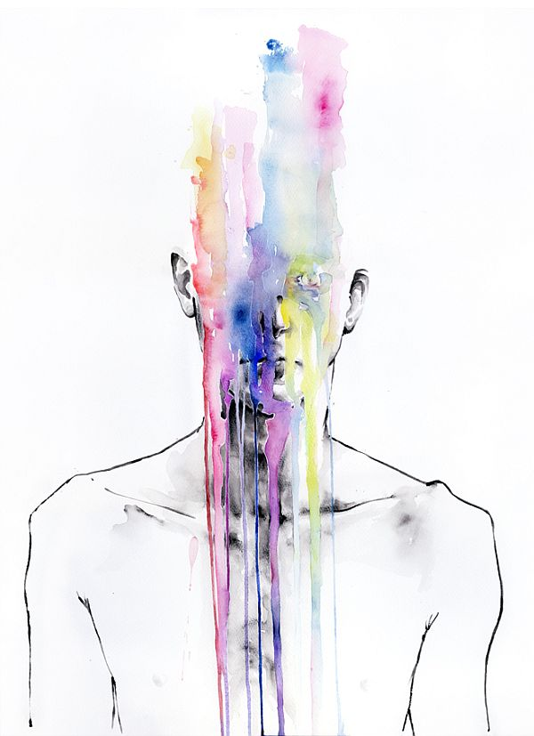 design inspiration 21 fabulous watercolor illustrations