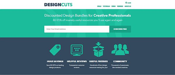 The 11 most popular discount websites for web design resources for Best discount designer websites