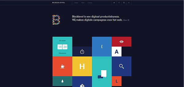 Web Design Inspiration 20 New Beautiful Websites 3 Web Design Inspiration: 20 New & Beautiful Websites