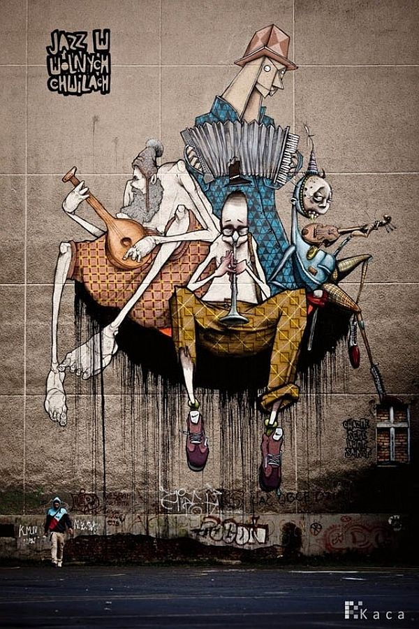 Mind Blowing Pieces of Street Art from Around the World 14 20 Mind Blowing Pieces of Street Art from Around the World