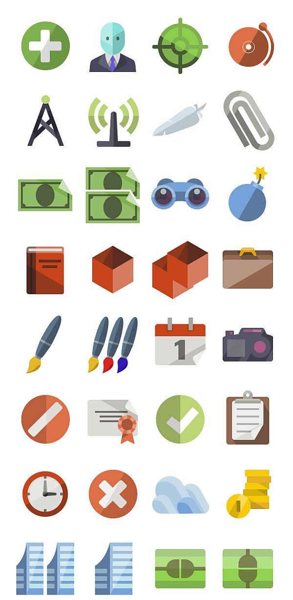 20 Flawless Detailed Icon Designs 12 20 Flawless & Detailed Icon Designs