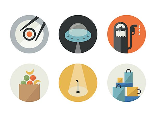20 Flawless Detailed Icon Designs 2 20 Flawless & Detailed Icon Designs