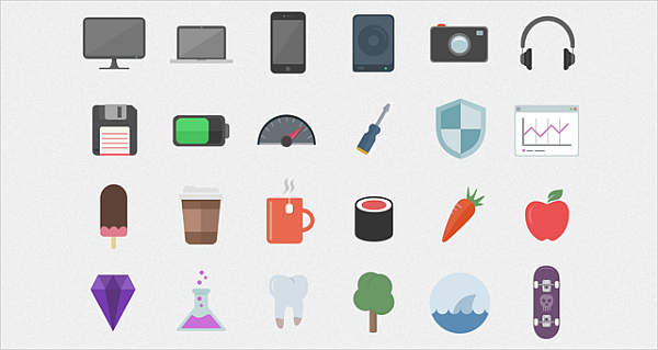 20 Flawless Detailed Icon Designs 8 20 Flawless & Detailed Icon Designs