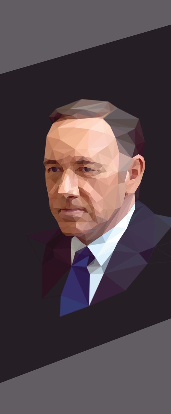 Artist of the Week Low Poly Portrait Tutorials by Breno Bitencourt 6 Artist of the Week: Low Poly Portrait Tutorials by Breno Bitencourt