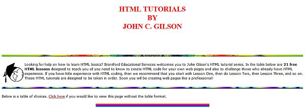 Where to Get Free Helpful Web Design Lessons 5 Where to Get Free & Helpful Web Design Lessons