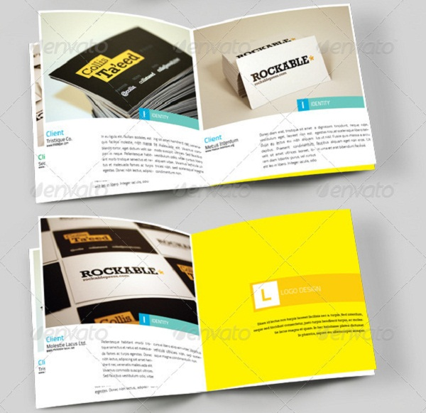 Best Brochure Templates For Designers Pixel - Brochure booklet templates