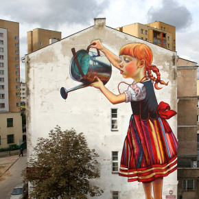 10-Breathtaking-Street-Art-that-Interacts-with-Its-Surroundings-2