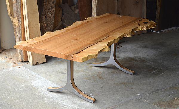 artist of the week innovative table designs by greg klassen pixel77. Black Bedroom Furniture Sets. Home Design Ideas